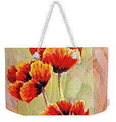 Poppy Trio Weekender Tote Bag