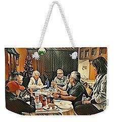 Pops Weekender Tote Bag