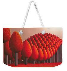 Populus Flucta Weekender Tote Bag