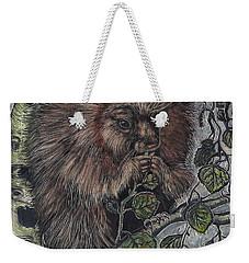 Porcupine In Aspen Weekender Tote Bag