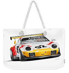 Porsche 911 Turbo Custom Weekender Tote Bag