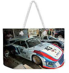 Porsche 935 Moby Dick Weekender Tote Bag