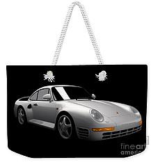 Porsche 959 Weekender Tote Bag