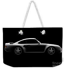 Porsche 959 - Side View Weekender Tote Bag
