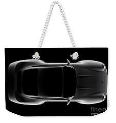 Porsche 959 - Top View Weekender Tote Bag