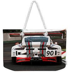 Porsche Gt3, Martini Racing, Monza - 03 Weekender Tote Bag
