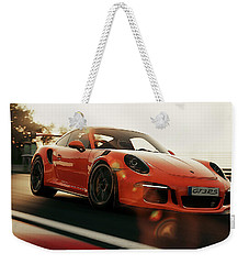 Porsche Gt3 Rs - 4 Weekender Tote Bag