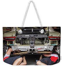 Porsche Repair Weekender Tote Bag