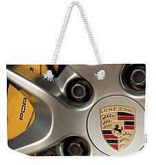 Porsche Wheel Detail #2 Weekender Tote Bag