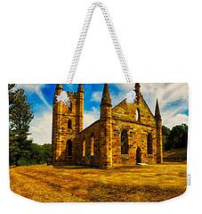 Port Arther Church Weekender Tote Bag
