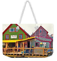 Port Clyde Weekender Tote Bag