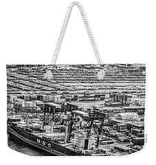 Port Everglades 1 Weekender Tote Bag