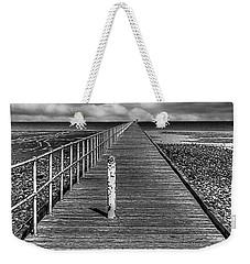 Port Germein Long Jetty Weekender Tote Bag