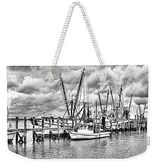 Port Royal Docks Weekender Tote Bag by Scott Hansen