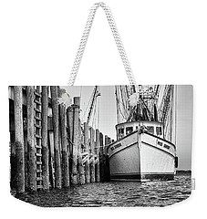 Port Royal - Miss Sandra Weekender Tote Bag by Scott Hansen