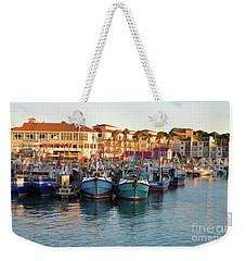 Port St. Francis Weekender Tote Bag