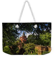 Port Sunlight Village In Summer Weekender Tote Bag