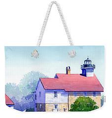 Port Washington Lighthouse Weekender Tote Bag