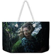 Portal Weekender Tote Bag by Agnieszka Mlicka