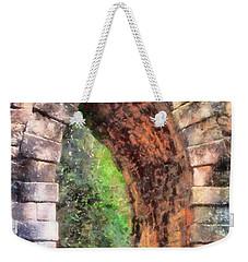 Portal Into Summertime Weekender Tote Bag
