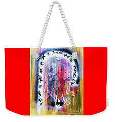 Portal Of Beginning Again Weekender Tote Bag