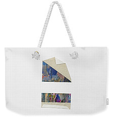 Portal Three Weekender Tote Bag by Stan  Magnan