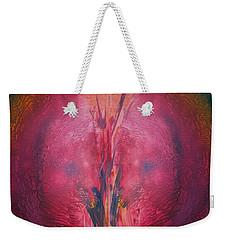 Portal To Shambala Weekender Tote Bag