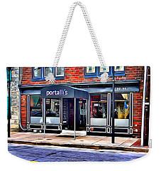 Portalli's Weekender Tote Bag