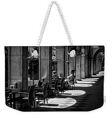 Portico Conversation Weekender Tote Bag