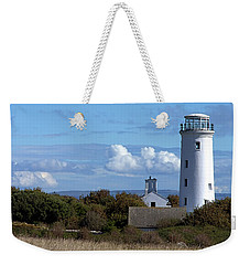 Weekender Tote Bag featuring the photograph Portland Bird Observatory by Baggieoldboy