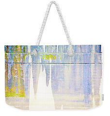 Portland Bridge Support Weekender Tote Bag