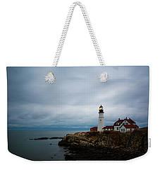 Portland Head Light 2 Weekender Tote Bag