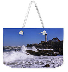 Portland Head Light I Weekender Tote Bag