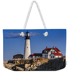 Portland Head Light No. 43 Weekender Tote Bag