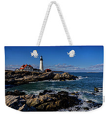 Portland Head Light No.32 Weekender Tote Bag