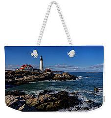 Portland Head Light No.32 Weekender Tote Bag
