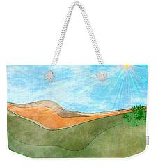 Portland Hills 2 Weekender Tote Bag