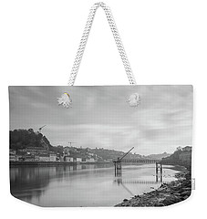 Porto Landscape With A Sky Weekender Tote Bag