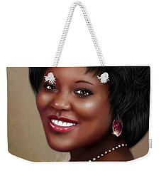 Portrait Commision  Weekender Tote Bag
