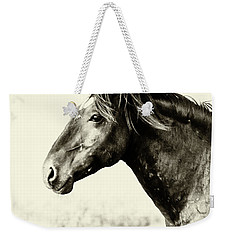 Portrait Weekender Tote Bag by Mary Hone