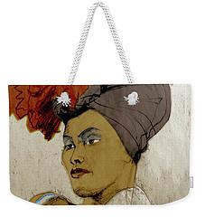 Portrait Of A Caribbean Beauty Weekender Tote Bag