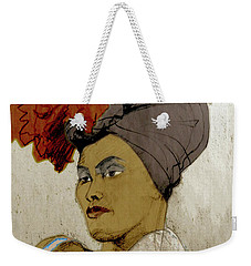 Portrait Of A Caribbean Beauty Weekender Tote Bag