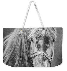 Portrait Of A Horse Weekender Tote Bag
