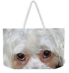 Portrait Of A Lahsa Weekender Tote Bag