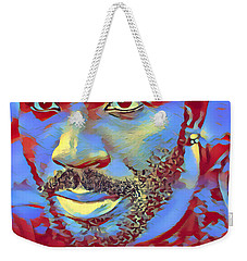 Portrait Of A Man Of Color Weekender Tote Bag