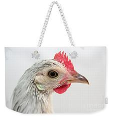 Portrait Of A Phoenix Chicken Weekender Tote Bag