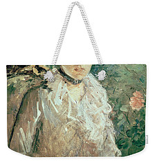 Portrait Of A Young Lady Weekender Tote Bag