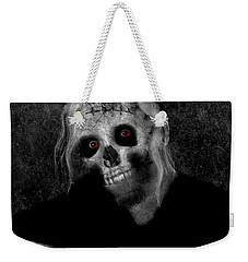 Portrait Of A Zombie Weekender Tote Bag
