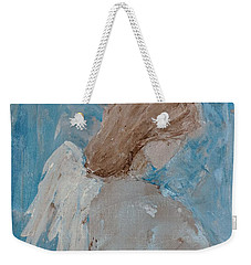 Portrait Of An Angel Weekender Tote Bag
