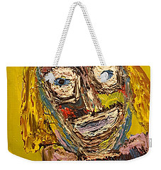 Portrait Of Finja Weekender Tote Bag